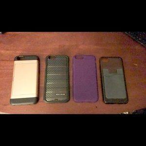 Accessories - Iphone 6s Case Bundle.